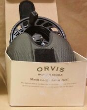 CLEARANCE: Orvis Mach VI Fly Reel 10-13 Black (61Y8-61-10) Ex-Demo