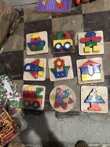Puzzles Lot