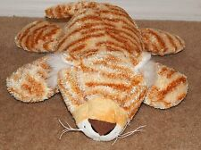 "12"" WishPets Plush Tiger JEDAIHA 2009 wish pets #54019"