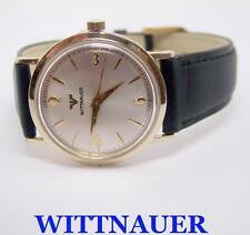 Vintage 10k Goldfilled WITTNAUER Unisex Wind Watch 1960s Cal.11KS EXLNT SERVICED