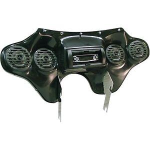 HOPPE INDUSTRIES - HPKT-0021A - Fairing with Stereo Receiver Honda VTX1800S,VTX1