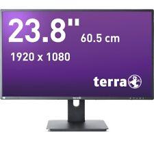 Wortmann TERRA 2456W PV, LED-Monitor (schwarz, DVI, HDMI, Displayport)