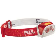 Petzl Actik Core 350l Headlamp Red One