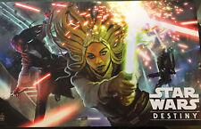 Star Wars Destiny 2018 Store Championship Force Speed Playmat