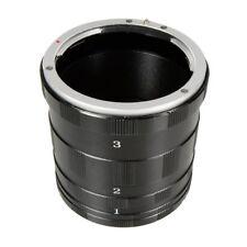 Macro Extension Tubes Set Adapter ring For AI AF NIKON DSLR/SLR Camera