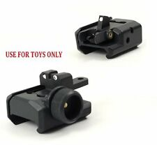 Toys MP7 Front & Rear Sight Set for Marui KSC MP7 / WELL R4 Airsoft AEP AEG GBB