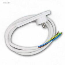 Connecteur plat avec 1,5M Câble de connexion ouvert, angle Flat FICHE 5mm