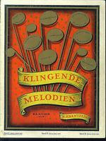 Klingende Melodien Band 1 - R. Krentzlin