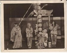 HOWARD THURSTON SHOW Vintage Magic Photograph