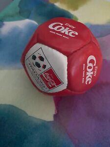 Italia '90 Coca-Cola Mini Soccer Ball World Cup 1990 Football/Soccerball