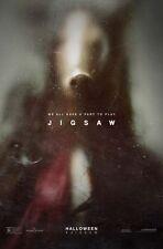Jigsaw - original DS movie poster - D/S 27x40 - Advance