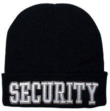 watch cap beanie hat security