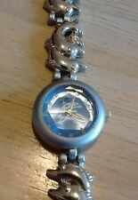 Vintage Denacci Dophin ladies watch, running with new battery H
