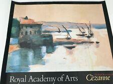 Paul Cezanne, Seascape (1864), Royal Academy of Arts Poster