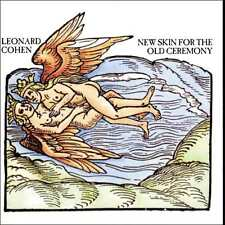 LEONARD COHEN : NEW SKIN FOR THE OLD CEREMONY (CD) sealed