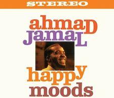 Ahmad Jamal - Happy Moods + Listen to the Ahmad Jamal Quintet [New CD] Spain - I