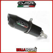 CAN.1.FUCA SILENZIATORE GPR CAN AM SPYDER GS 2007/09 Raccordo a 90° 1000cc - FUR