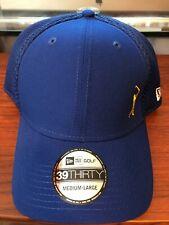 New Era THE PLAYERS Blue  ''Neo Goldman logo''  Golf Hat    Size: M/L