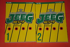 GO NAGAI COLLECTION-JEEG ROBOT ACCIAIO- MINISERIE N°1/2-IN VARIANT COVERS J POP