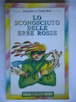 Lo sconosciuto delle erbe rosseHeld Armando libro bambiniscuola Letoit c nuovo