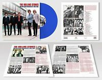 THE ROLLING STONES-BRITISH RADIO BROADCASTS (LIM.BLUE 180 GR.LP) VINYL LP NEU
