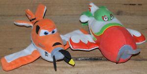 Disney Planes Plush Bundle - Dusty Crophopper and El Chupacabra