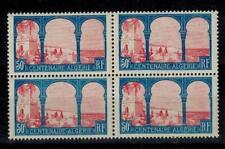 """(a29) timbres France n° 263 neufs** année 1930 """"bloc de 4"""""""