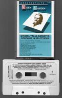 Vern Gosdin – Vern Gosdin's Greatest Hits, Cassette, 1986,  Compleat Records