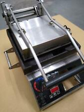 Star Pro Max Cg10it 2 Sided Commercial Panini Sandwich Press See Description