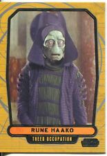 Star Wars Galactic Files 2 Base Card #382 Rune Haako