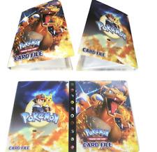 Ultra Pro Pokemon Trading Card Folder Portfolio Album 240 Cards Capacity Holder