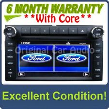 2010 FORD Edge Expedition E150 F250 Truck Navigation GPS Radio DVD CD Player