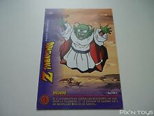 Carte originale Dragon Ball Z Fighting Cards N°19 / Panini 1999 BIRD STUDIO