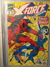 X-Force #11 CGC 9.8 1st appearance of Domino DEADPOOL app CHEAP BUY IT COMPARE