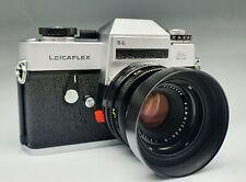 LEICAFLEX SL con SUMMICRON - R 50/2