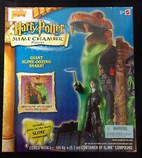 Harry Potter Slime Chamber Playset w/Giant Oozing Snake Basilisk SEALED New NIB