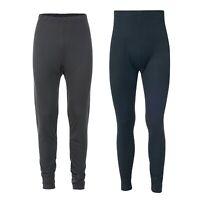 Trespass Yomp360 Adults Thermal Bottoms Men Women Lightweight Baselayer Pants