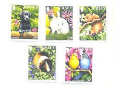 Jersey Pets Dog-Hamster-Guinea Pig-Budgie-Rabbit- mnh Birds