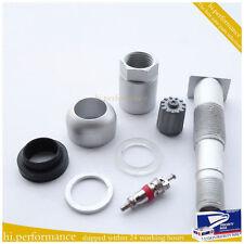 FM US 4 PCS Tire Pressure Sensor Valve Stem  Repair Kit Fits Chrysler Dodge TPMS