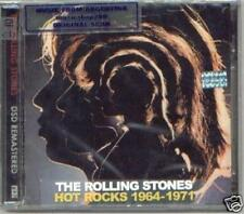 THE ROLLING STONES HOT ROCKS SEALED 2 CD SET GREATEST HITS DSD REMASTERED