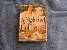A Highland Collie Albert Payson Terhune 1927