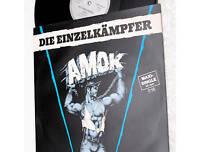"""DIE EINZELKAMPFER:12""""-AMOK-ORIGINAL EX++"""