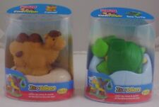 NEW Fisher-Price Little People ZooTalkers Zoo Talkers SEA TURLE & CAMEL HTF