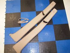 BMW E24 M6 635 L6  Leather B Pillar Assembly
