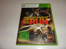 XBOX 360 Need for Speed: the Run-LIMITED EDITION - [Xbox 360]