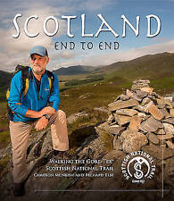 (Very Good)-Scotland End to End: Walking the Gore-tex[registered] Scottish Natio