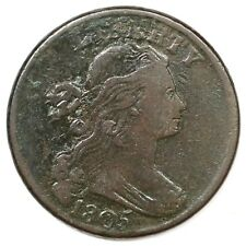 1805 S-268 R-3 Draped Bust Large Cent Coin 1c