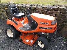Kubota Garden Lawn Tractors