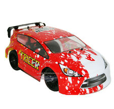 STRADALE TRICER ON-ROAD MOTORE ELETTRICO BRUSHED 1:18 2.4 GHZ 4WD RTR HIMOTO