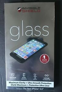 """ZAGG Invisible Shield Glass for iPhone 5.5"""""""